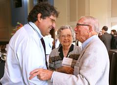 Celebrating faculty (Vanderbilt University) Tags: people group event staff doctor professor faculty zeppos