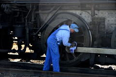 railroad engineer (bluebird87) Tags: road man nik