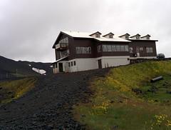 Blue Mountains Country Park (Bláfjöll), Tour Inside the volcano Thrihnukagigur, Island