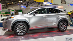 Lexus NX 200t (885705) (Thomas Becker) Tags: lexus nx 200t nx200t nx200 suv crossover hybrid iaa2015 iaa 2015 66 internationale automobilausstellung ausstellung motor show mobilitt verbindet frankfurt hessen deutschland germany messe fair exhibition automobil automobile car voiture bil auto fahrzeug vehicle  c copyright thomas becker aviationphoto nikon d800 fx nikkor 2470 f28 geotagged geo:lat=50112013 geo:lon=8643569 worldcars