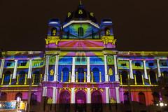 photoset: KHM & NHM: Wien Leuchtet - Nationalfeiertag  (26.10.2016, Maria Theresien Platz)