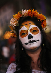 2015 Noche de Altares, Santa Ana 11.7.15 5 (Marcie Gonzalez) Tags: california county ca family costumes friends orange usa face festival night america canon festive de dayofthedead dead mexico skeleton fun photography skull noche us dance costume los paint day dancers dancing painted events traditional north festivals honor dancer dia calif altar celebration southern mexican event celebrations socal cal diadelosmuertos muertos annual gonzalez tradition marcie cultural altars altares 2015 so nochedealtares marciegonzalez marciegonzalezphotography 2015nochedealtaressantaana nochedealtaressantaana