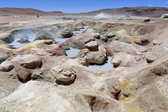 Geysers Sol de Mañana (11) (Mhln) Tags: sol mañana andes geyser altiplano bolivie geysers 2015