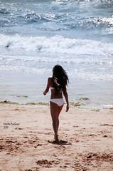 Philip Island Beach (Martin Bazkiaei) Tags: blue beach girl island seaside shot martin outdoor great australia victoria bikini philip زيبا دريا دختر استراليا مارتين martinbazkiaei بازكياى
