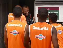 Treino Flu 01.12.2015 (Fluminense F.C.) Tags: brincando sorrindo treinando