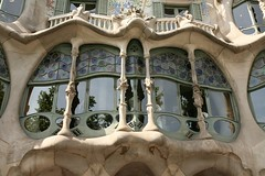 "Arquitenctura Casa Batlló • <a style=""font-size:0.8em;"" href=""http://www.flickr.com/photos/78328875@N05/22986675970/"" target=""_blank"">View on Flickr</a>"
