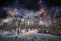 In the mountains with stars (* landscape photographer *) Tags: italy snow mountains tree colors alberi montagne stars europe flickr sigma neve sa sasi 1020 colori paesaggio salvo sera stelle lucania 2015 nikond90 landscapephotographer salvyitaly pietrasassosancostantinoalbanese