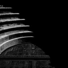 In Omnem Terram Exivit Sonus (Antnio Alfarroba) Tags: 120 film mediumformat cathedral lisboa lisbon catedral s hasselblad lissabon lisbonne ilfordfp4 pelcula 501cm mdioformato