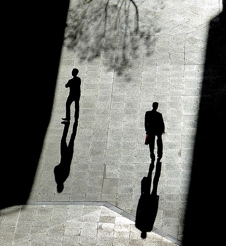 1st Michael Sadler - Street Shadows