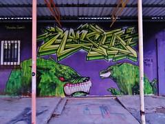 Monsta / Loomit / Munchen - 23 nov 2015 (Ferdinand 'Ferre' Feys) Tags: streetart germany munich deutschland graffiti urbanart munchen graff graffitiart monsta arteurbano artdelarue loomit urbanarte
