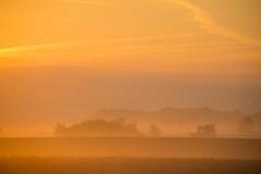 Misty morning (Infomastern) Tags: morning mist fog sunrise landscape dawn countryside soluppgng morgon landskap dimma geolocation sdersltt landsbygd gryning geocity camera:make=canon exif:make=canon geocountry geostate exif:lens=efs18200mmf3556is exif:focallength=160mm exif:aperture=63 exif:isospeed=100 camera:model=canoneos760d exif:model=canoneos760d