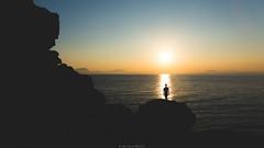 Admire (Nicola Pezzoli) Tags: favignana sicilia sicily island egadi summer sea water colors nature canon tourism sunrise reflections coast cliff bue marino