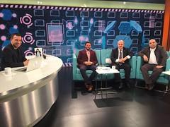 Aytaç Mestçi | CINE5 - Bilal Eren'le Dijital Hayatlar Programı - 13.03.2015 (1)