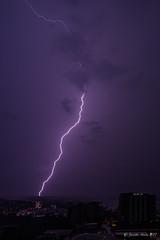 Darwin lightning (NettyA) Tags: 2016 australia darwin nt northernterritory sonya7r city clouds lightning storm thunderstorm wetseason night miops