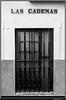 Séville - Las Cadenas (François Leroy) Tags: françoisleroy espagne andalousie séville porte noiretblanc grille blackwhite