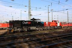 SBB Cargo 1275 009-9 und SGAG 5847 004-9 Karlsruhe Gbf (michaelgoll777) Tags: sgag gravita sbb