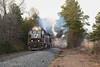 P55 up the Grade (ajketh) Tags: ns norfolk southern emd gp382 sbline sc south carolina freight train railroad rock hill resolute bowater catawba 5565 5559