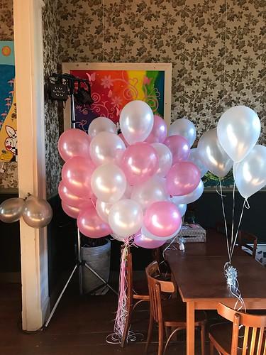 Heliumballonnen Restaurant Achter de Kerk Gorinchem