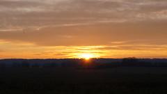 Coucher de soleil dans ma campagne 2 (passionpapillon) Tags: paysage landscape paesaggio paisaje soleil de coucher sunset tramonto nature naturaleza ciel sky cielo passionpapillon extérieur outside