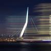 Rotterdam 27-12-2016-1 (Pure Natural Ingredients) Tags: nacht night erasmusbrug erasmus brug bridge rotterdam nederland thenetherlands holland zuid south city stad lights licht