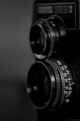 Lubitel 166B (Meculda) Tags: objectif macro lubitel monochrome netb noiretblanc appareil photo monochrom