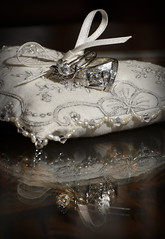 pillow reflection (Grant 1141) Tags: sb700 wedding ring marriage still life nikon d810 macro fossil chucks shoes pillow reflection photography off camera lighting justin gabby