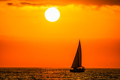 My Florida (DonMiller_ToGo) Tags: sun sunsetmadness sailboat sky goldenhour sunsetsniper outdoors d810 seascapes florida