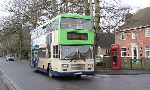 J107KCW Preston (Rotala) 42557 Mortimer
