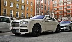 Rolls Royce Mansory Wraith (Jack de Gier) Tags: rollsroyce wraith mansory london mayfair knightsbridge tuned exotic supercar hypercar sportscar worldcar luxury arab qatar rich speed 500