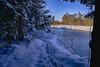 Verschneiter Pfad die Isar hinab (Helmut Reichelt) Tags: pfad verschneit schnee sonne isar wildflussbett sonnig landschaft wildfluss naturschutzgebiet winter januar geretsried bayern bavaria deutschland germany leica leicam typ240 captureone10 hdrefexpro2 fhdr leicasummilux35mmf14asphii