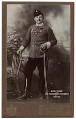 Dragoner by W. Cisar - Haag (spadon75) Tags: cdv austria österreich kuk habsburgempire haagniederösterreich dragoner austriancavalry cisar
