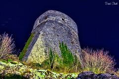 Castello Pandone - Cerro al Volturno (Is) (Daniele Kolac) Tags: castello pandone cerro al volturno is castelli del molise bellezze molisane foto notturne lunghe esposizioni fascino bellezza fortezze fortezza