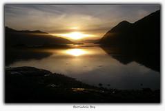 Barrisdale Bay (tiggerpics2010) Tags: barrisdalebay lochhourn westhighlands scotland sunset knoydart sea sealoch roughbounds