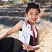 Kuki girl of Northeast India
