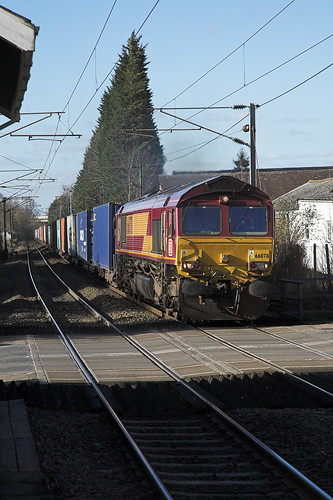 66078 at Stowmarket