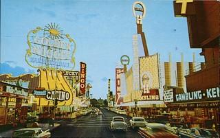 Fremont Street, Las Vegas, Nevada