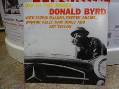 Donald Byrd - Off to the races (willemalink) Tags: donald byrd off races