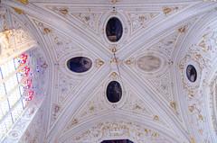 Plafond de la chapelle de la vierge (Zéphyrios) Tags: d7000 nikon alsace église jésuite molsheim xvii gothique baroque