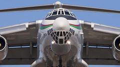 EP-PUS IL76(TD) Pouya Air VKO UUWW (Papas.Dos) Tags: airplane aircraft planespotting il76 ilyushin76td pouyaair moscow vko uuww vnukovo