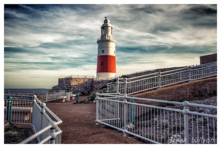 Europa Point Barriers