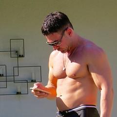 IMG_0312 (danimaniacs) Tags: shirtless man hot guy muscle muscular hunk stud mansolo