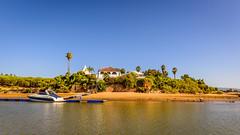 Algarvian Property (Marcel Weichert) Tags: summer beach portugal faro boat mar algarve pt atlanticocean oceanoatlântico alvor