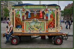 Michael Jackson loved the Arab street organ (martin alberts Pictures of Amsterdam) Tags: wagon organ michaeljackson hurdygurdy draaiorgel barrelorgan mechanicalmusic organmuseum pierement perlee martinalberts gperlee draaiorgeldearabier