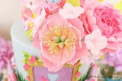 Sweet Pink Peony (Little Cottage Cupcakes) Tags: birthday party flower cakes cake garden cupcakes pastel peony fairy birthdaycake fairies magical gardenparty enchanted peonies fondant cupcaketower sugarart flowerfairy tieredcake fairycake sugarpaste cakeart girlcake littlecottagecupcakes
