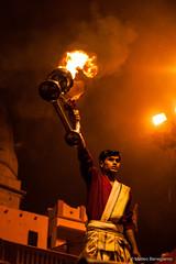 Pj - Varanasi (MatteoBenegiamo Photography) Tags: travel fire fiume volunteering fuoco 2015 rituale