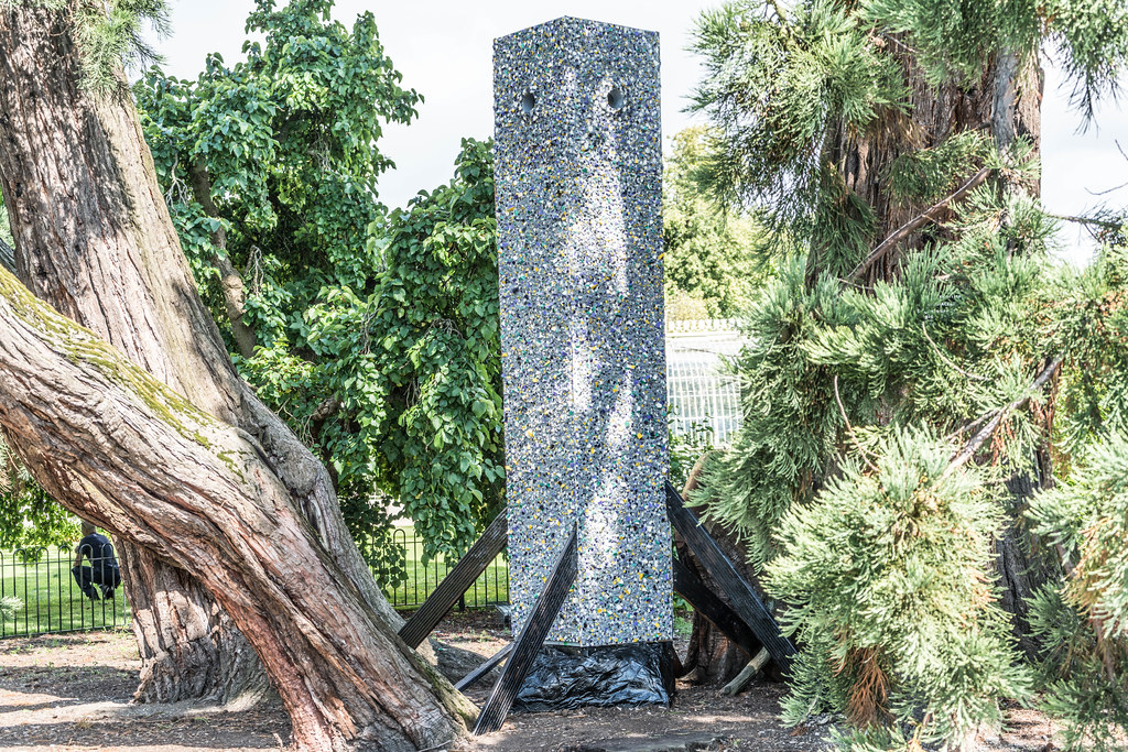 SCULPTURE IN CONTEXT 2015 AT THE NATIONAL BOTANIC GARDENS [UNOFFICIAL PREVIEW] REF-107347