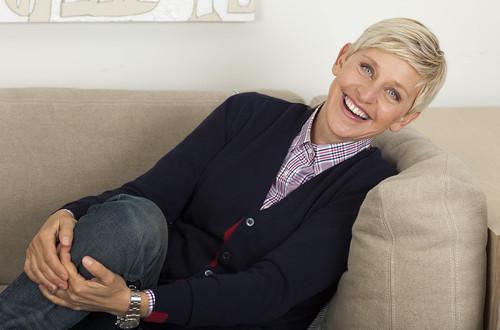 Ellen DeGeneres Plastic Surgery, From FlickrPhotos