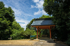 Konpira Shrine. (bgfotologue) Tags: travel summer japan landscape photography hongkong shrine village jp shikoku    kagawa  bg   konpirasan  kotohira 2015    kotohiragu    kotohirashrine    500px   tumblr    bellphoto   kotohiramachi takatoro sayabridge