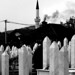 Cimetière urbain (Sarajevo, Bosnie)