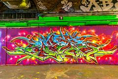 graffiti2 (Steve J Cottis) Tags: london art graffiti leakestreet tokina1116mm28 nikond5300
